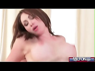 Big tits Milf orgasms and squirts(Yasmin Scott) 04 clip-02