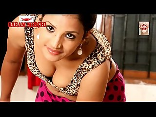desi shabana bhabhi hot exercise