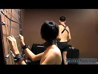 Extreme young teen boys twink gay teen Baretwinks heads all out in