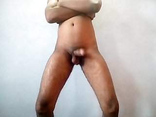 Hot sexy boy naked dance