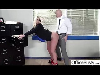 Hard Sex Action In Office With Busty Naughty Girl (julie cash) vid-17