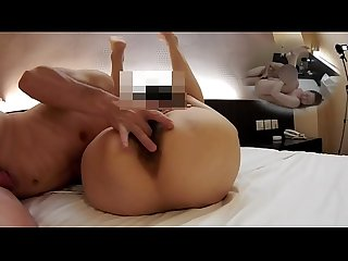 Homemade hubby filming his cuckold wife fucking with web stranger part 1