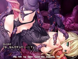 The princess' young sister is fucked by the tentacle - hentaigame.tokyo