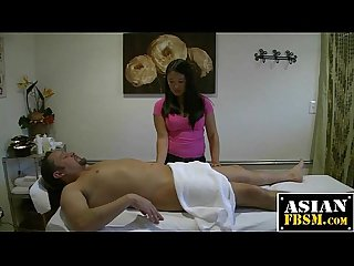 Secret Cam Films Massage Parlour BJ
