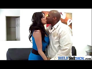 Big Hard Monster Black Cock Inside Mature Slut Lady (anissa kate) vid-04