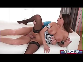 Big Tits French MILF Wants Creampie(Anissa Kate) 02 mov-06