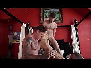 Bareback Cuckolds - Geordie Jackson, Jeffrey Lloyd, Lincoln Tunnel