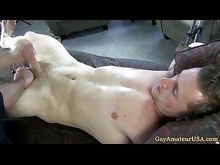 Amateur straight guys gay handjob fun