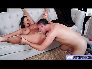 Hard Style Sex Practice On Cam By Big Round Tits Housewife (Ava Addams) video-09